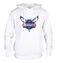 Толстовка с капюшоном Charlotte Hornets
