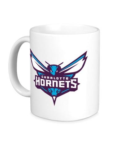 Керамическая кружка Charlotte Hornets