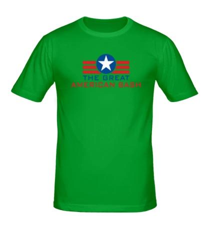 Мужская футболка WWE Great American Bash
