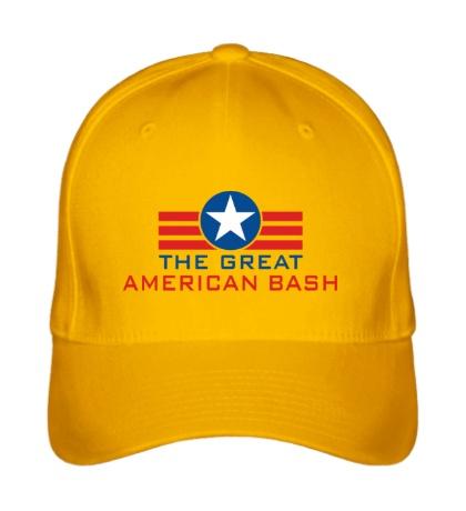 Бейсболка WWE Great American Bash