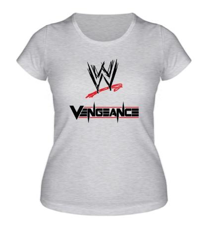 Женская футболка WWE Vengeance