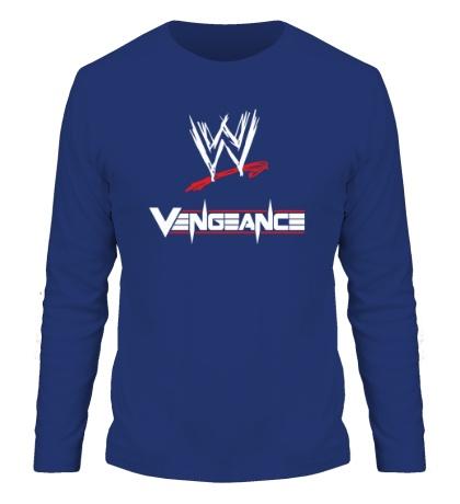 Мужской лонгслив WWE Vengeance