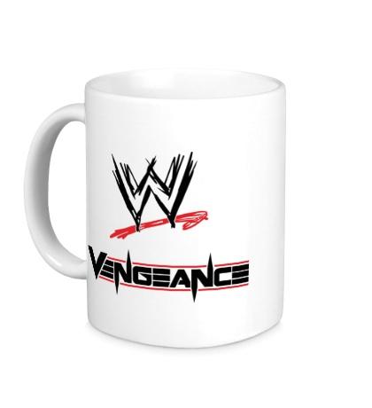 Керамическая кружка WWE Vengeance