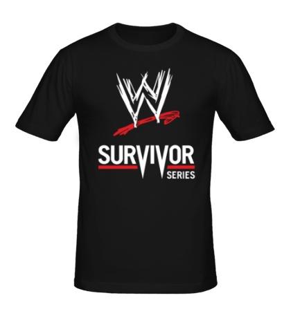 Мужская футболка WWE Survivor Series