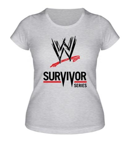 Женская футболка WWE Survivor Series