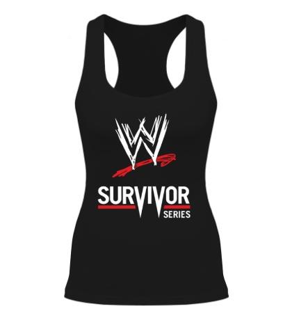 Женская борцовка WWE Survivor Series
