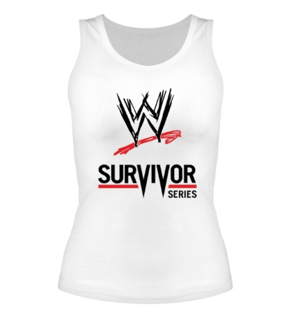 Женская майка WWE Survivor Series