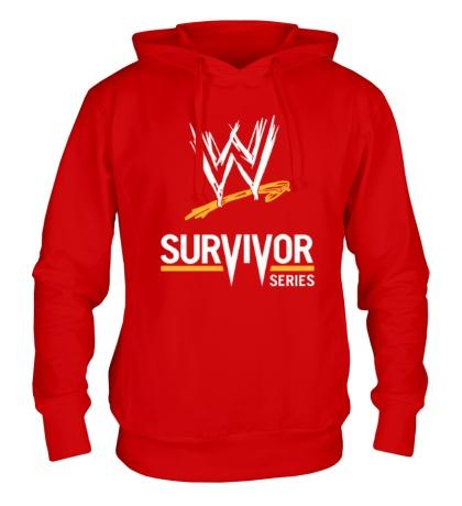 Толстовка с капюшоном WWE Survivor Series