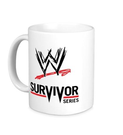 Керамическая кружка WWE Survivor Series