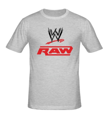 Мужская футболка WWE Raw