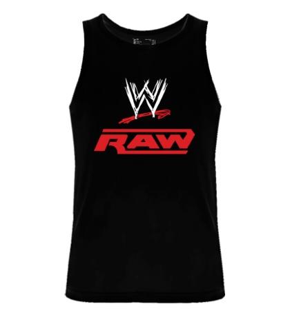 Мужская майка WWE Raw