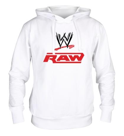 Толстовка с капюшоном WWE Raw