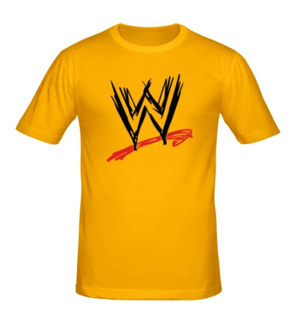 Мужская футболка WWE
