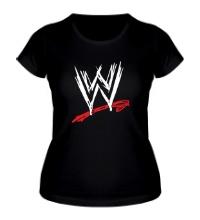 Женская футболка WWE