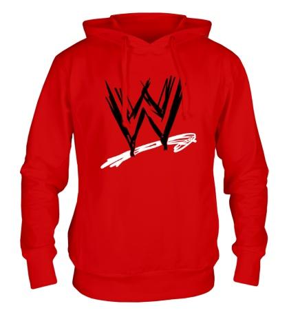 Толстовка с капюшоном WWE