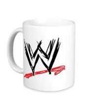 Керамическая кружка WWE