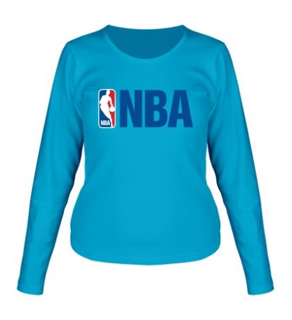 Женский лонгслив NBA