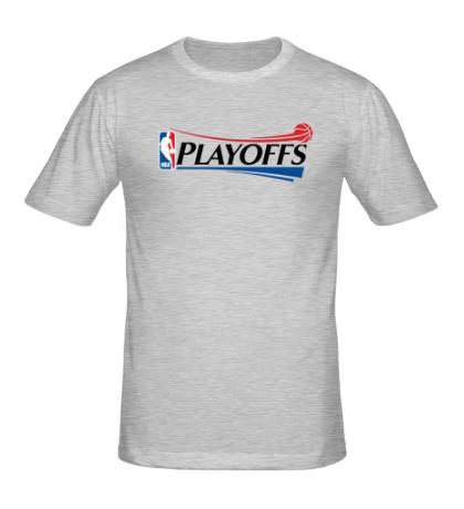 Мужская футболка NBA Playoffs
