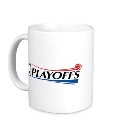 Керамическая кружка NBA Playoffs