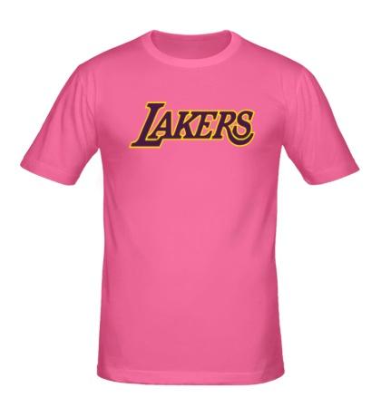 Мужская футболка LA Lakers