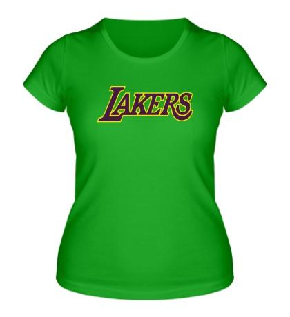Женская футболка LA Lakers