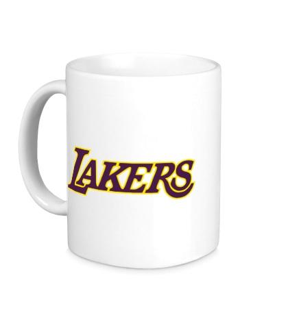 Керамическая кружка LA Lakers