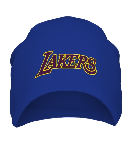 Шапка LA Lakers