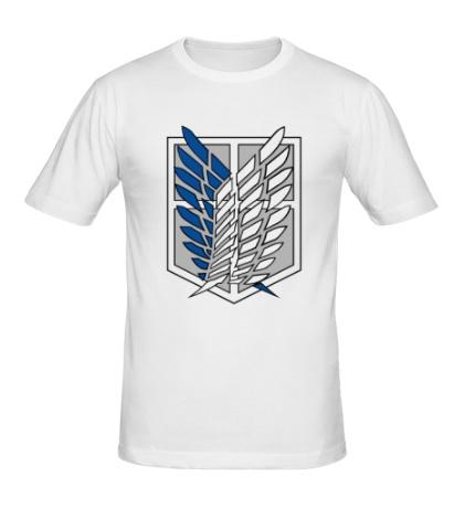 Мужская футболка Эблема разведчиков