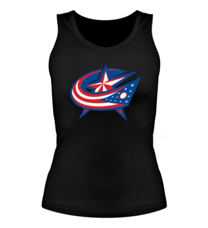 Женская майка HC Columbus Blue Jackets Alternative