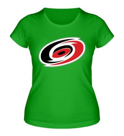 Женская футболка HC Carolina Hurricanes