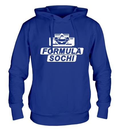Толстовка с капюшоном F1: Sochi