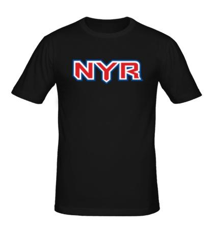 Мужская футболка HC New York Rangers Sign