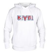Толстовка с капюшоном HC New York Rangers Sign