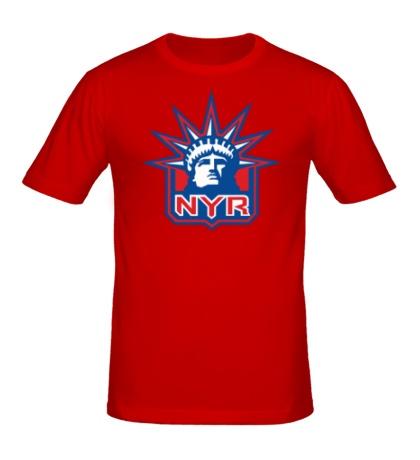 Мужская футболка HC New York Rangers