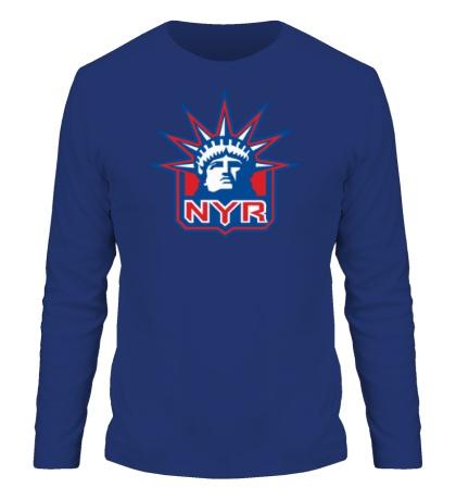 Мужской лонгслив HC New York Rangers