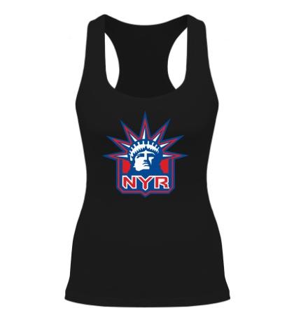 Женская борцовка HC New York Rangers
