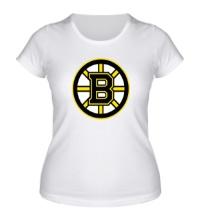 Женская футболка HC Boston Bruins