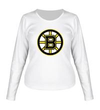 Женский лонгслив HC Boston Bruins