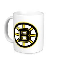 Керамическая кружка HC Boston Bruins