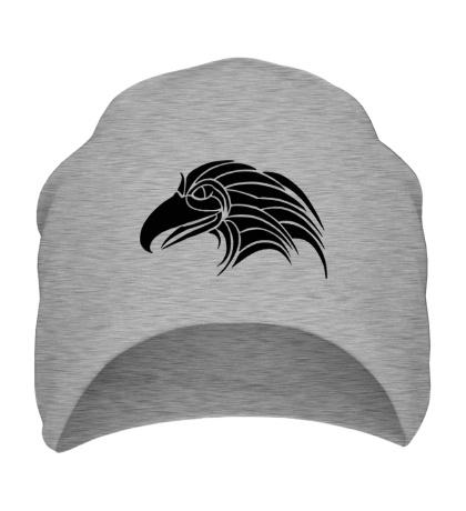 Шапка Тату голова орла