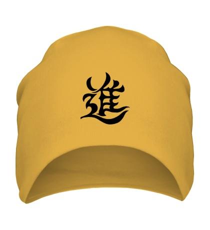 Шапка Рост: японский иероглиф