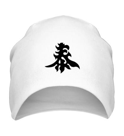 Шапка Богатство: японский иероглиф