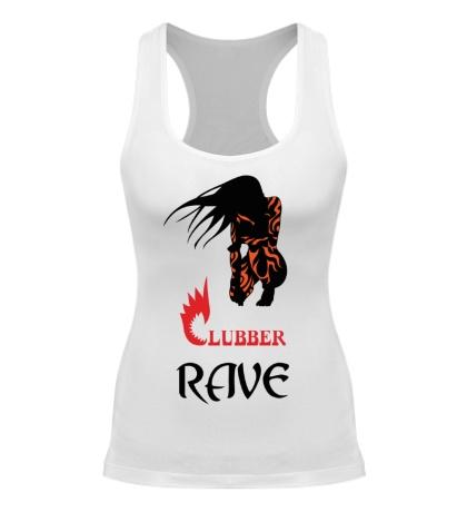 Женская борцовка Clubber Rave