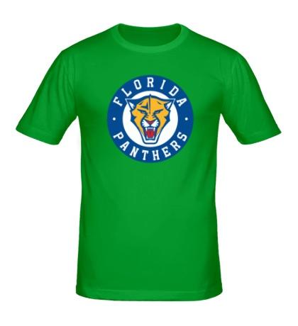 Мужская футболка HC Florida Panthers