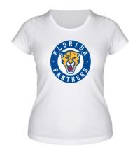 Женская футболка HC Florida Panthers
