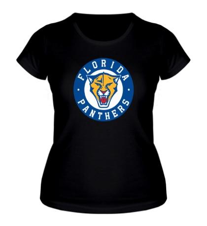 Женская футболка «HC Florida Panthers»