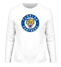 Мужской лонгслив HC Florida Panthers