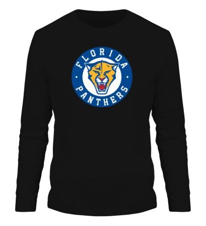 Мужской лонгслив HC Florida Panthers