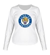 Женский лонгслив HC Florida Panthers