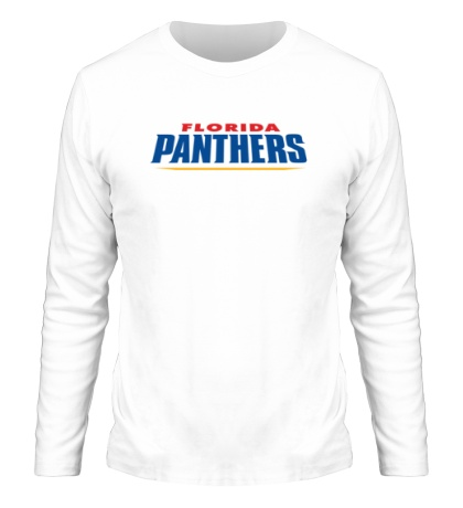 Мужской лонгслив HC Florida Panthers Sign